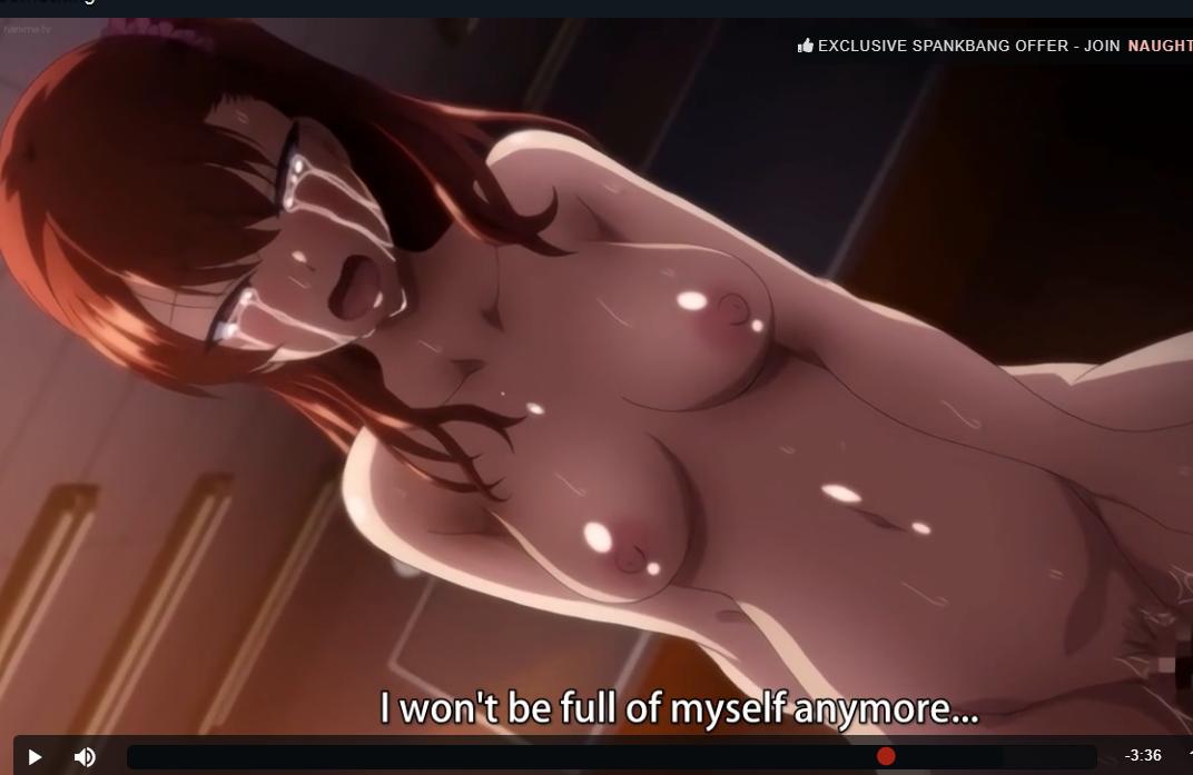 (やった!!彼女の心を折った!!)裸の心で泣きながら謝罪・・・かわいくてさらに激ビストンしちゃった!!